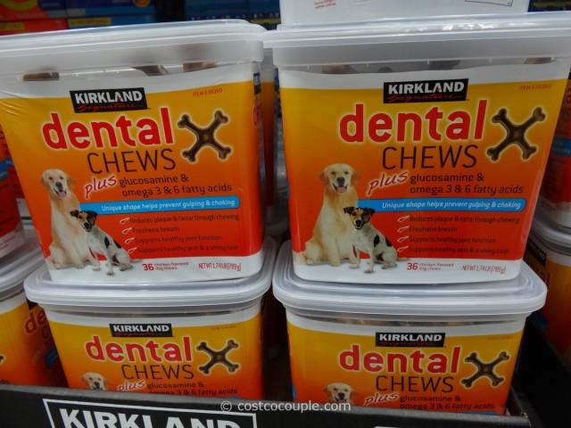 Kirkland Signature Dental Chews Costco 1