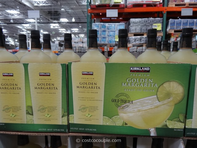 Kirkland Signature Golden Margarita Costco 1