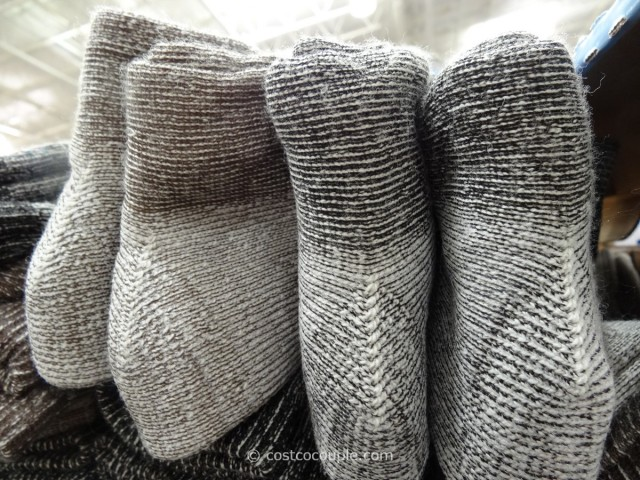 Kirkland Signature Mens Merino Wool Blend Trail Socks Costco 3