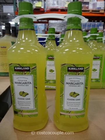 Kirkland Signature Premium Margarita Mix Costco 1