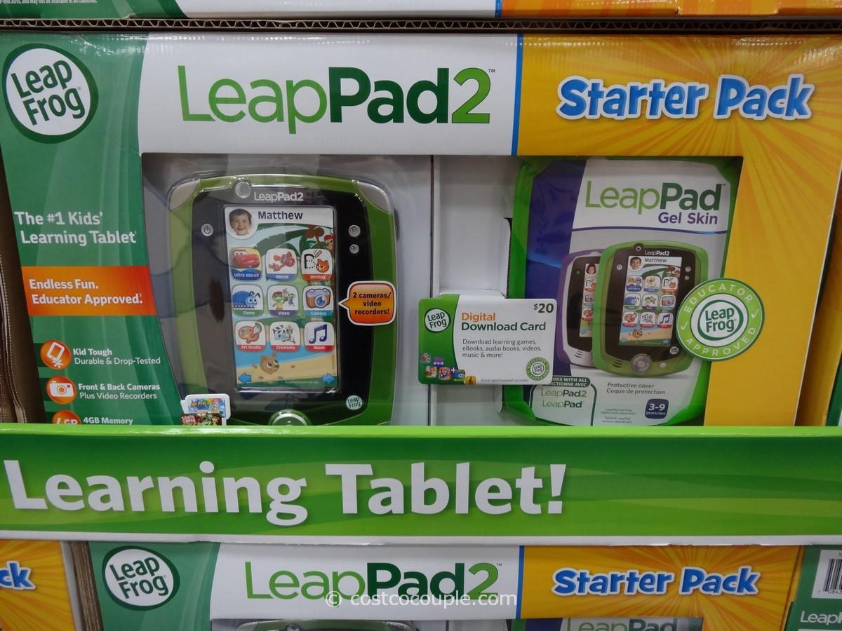 Leapfrog LeapPad2 Starter Bundle Costco 4
