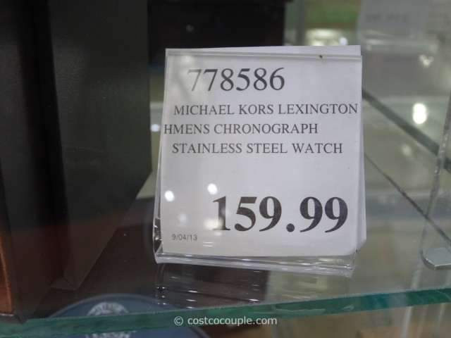 Michael Kors Lexington Watch Costco 2