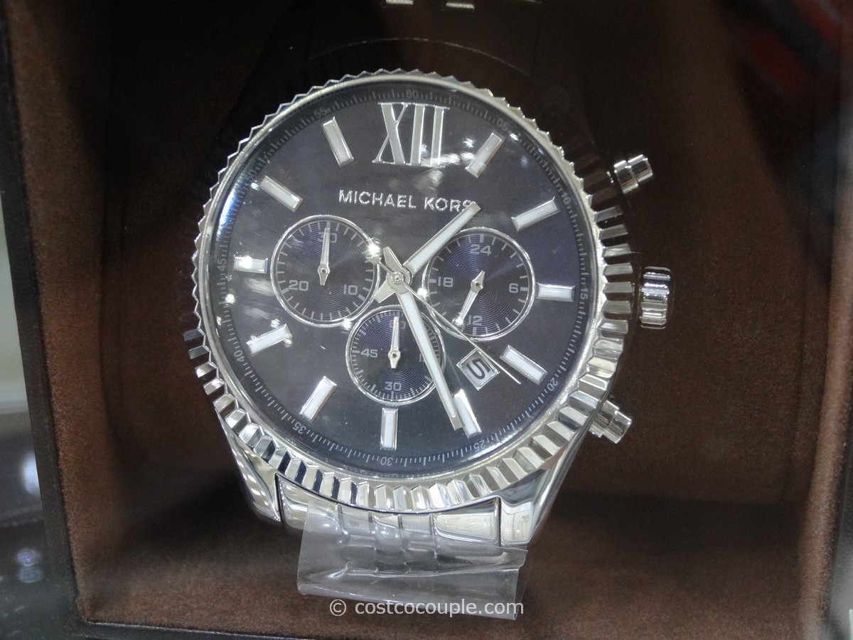 Michael Kors Lexington Watch Costco