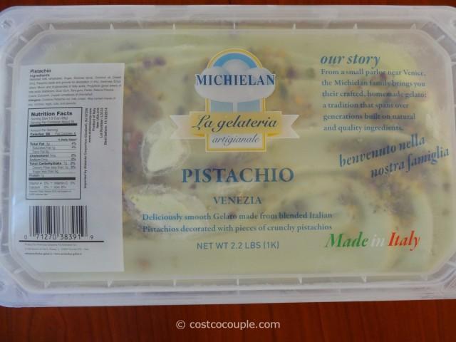 Michielan Pistachio Gelato Costco 1