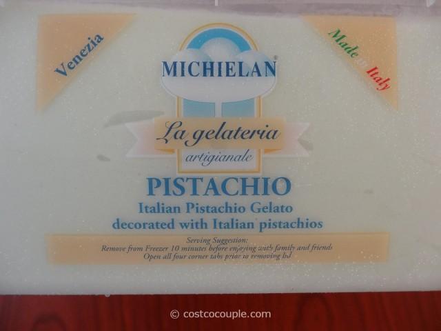 Michielan Pistachio Gelato Costco 2