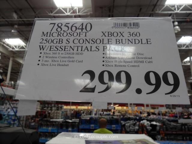 Microsoft XBox 360 Console Bundle Costco 1