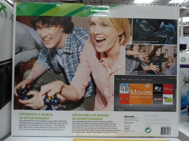 Microsoft XBox 360 Console Bundle Costco 2