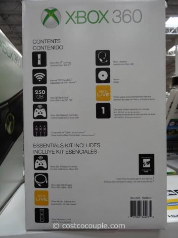 Microsoft XBox 360 Console Bundle Costco 3