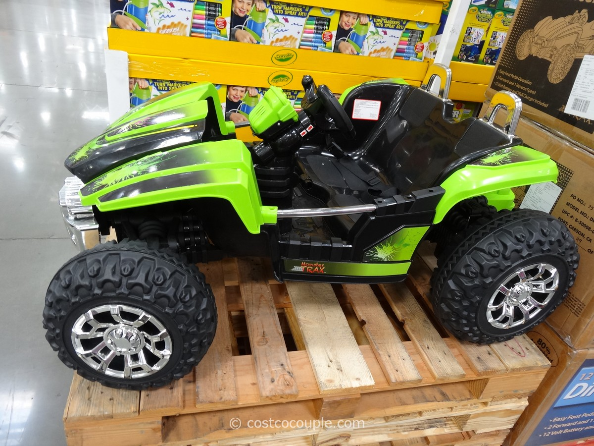 Monster Trax Dirt Racer Costco 7