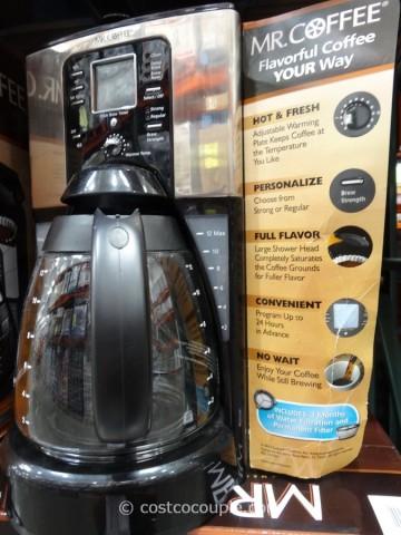 Mr Coffee 12Cup Programmable Coffee Maker Costco 1