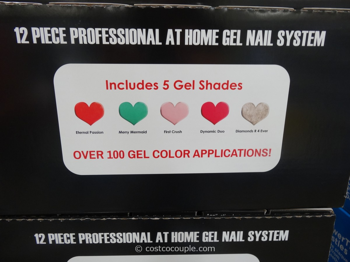 Nailuv Professional At Home Gel Nail System