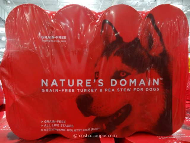 Nature S Domain Dog Food Ingredients