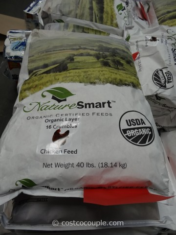 Naturesmart Organic Chicken Feed Costco 1