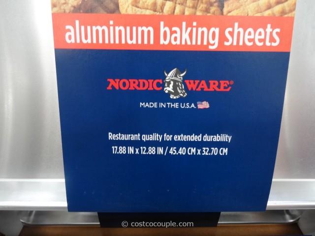 Nordic Ware Aluminum Baking Sheets