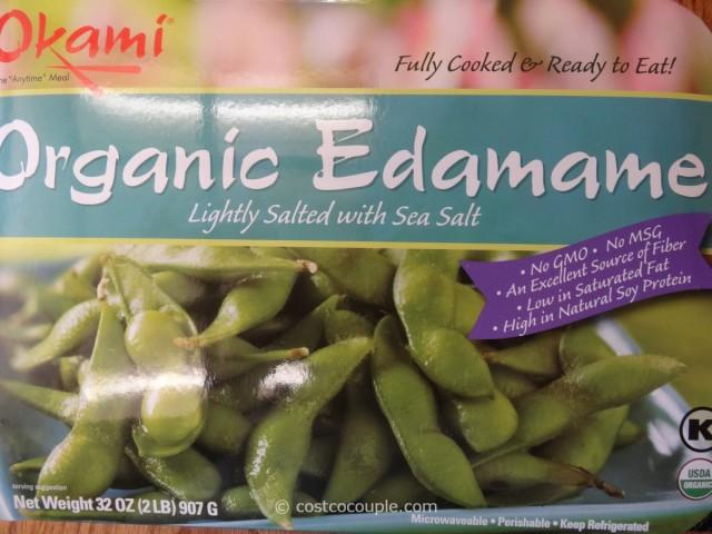 Okami Organic Edamame Costco 2