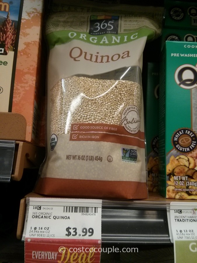 Organic Quinoa Whole Foods