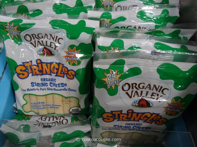 Organic Valley Stringles Costco 1