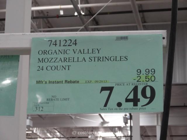 Organic Valley Stringles Costco 4