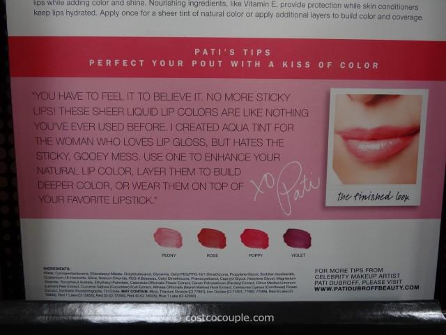 Pati Dubroff Lip Gloss Collection Costco 5