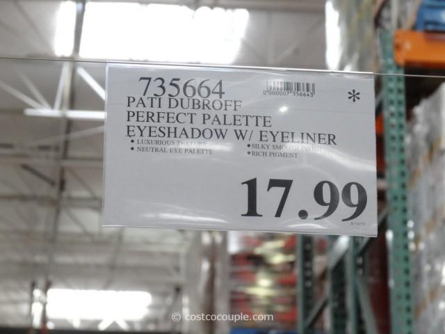 Pati Dubroff Professional Neutral Eye Palette Costco 1