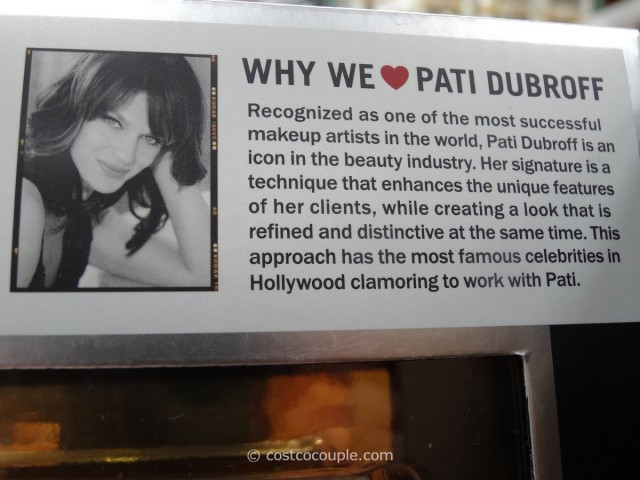 Pati Dubroff Professional Neutral Eye Palette Costco 3