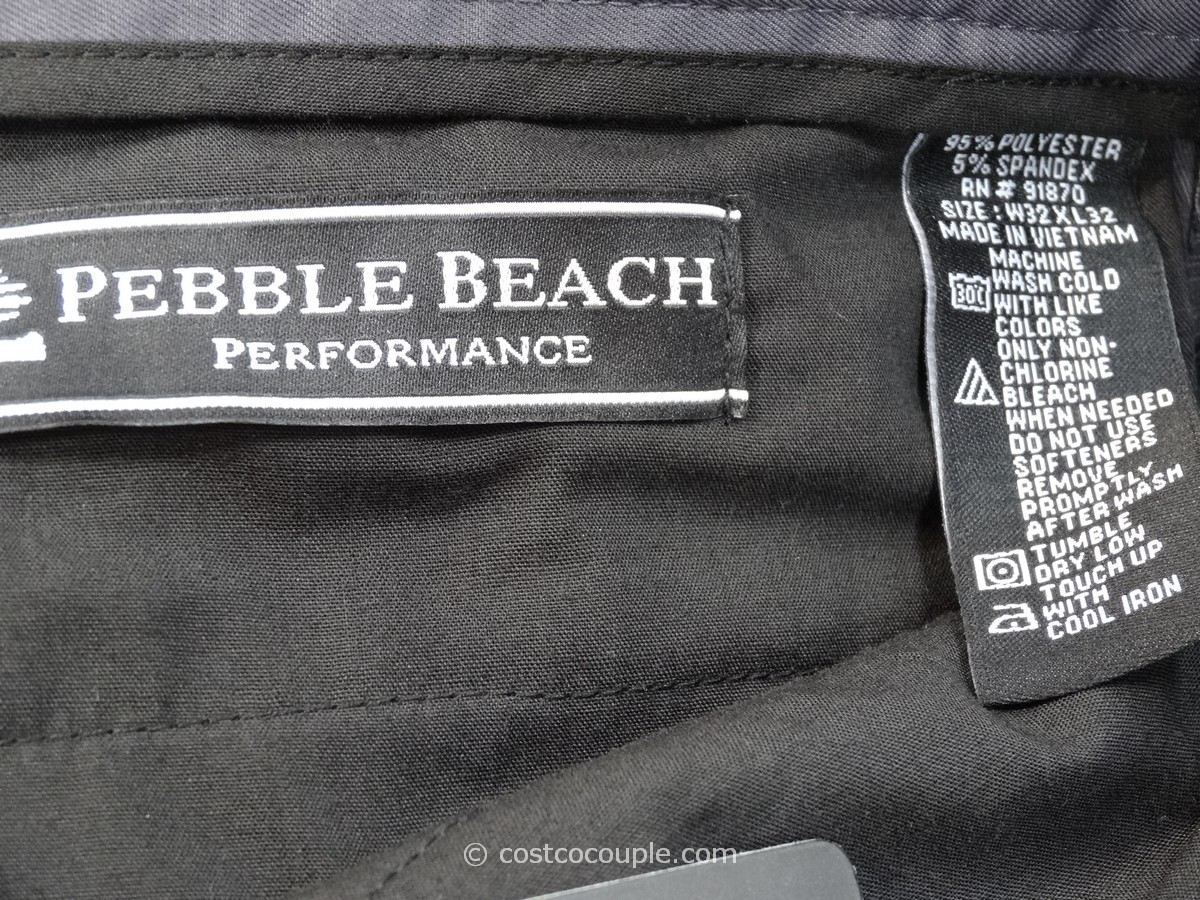 Pebble Beach Men S Performing Pants