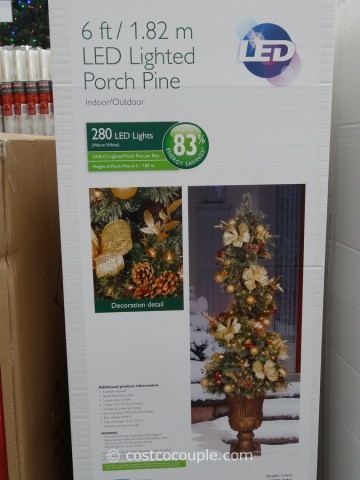 Philips 60-Inch Spiral Topiary Costco 2