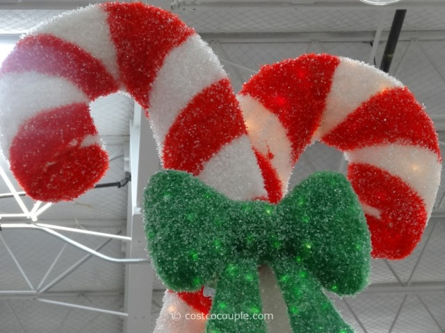Philips Lighted Candy Canes Costco 2