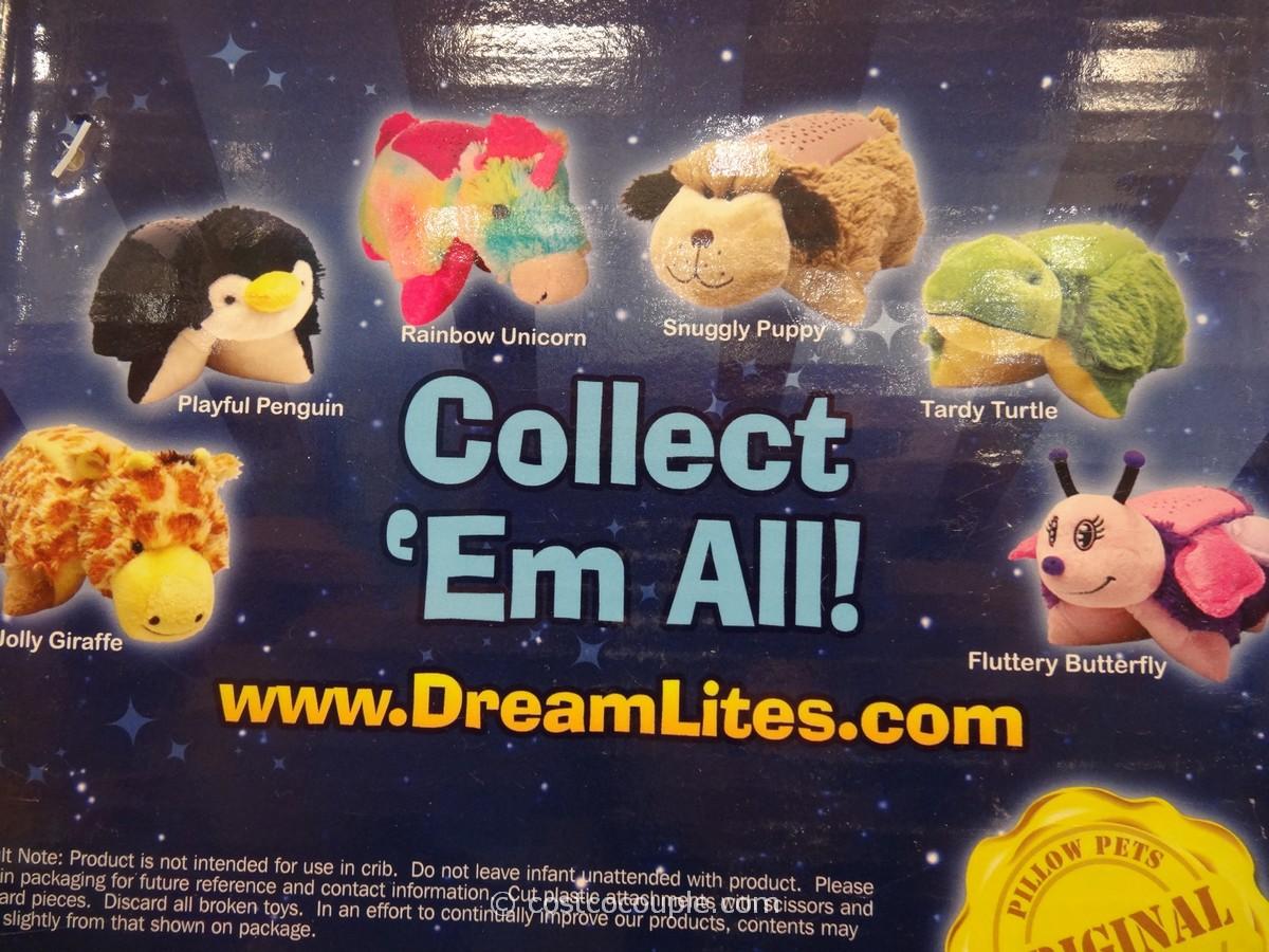 pillow pets dream lites