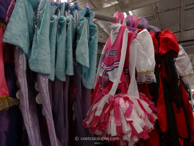 Princess Factory Girls Themed Costumes Costco 1
