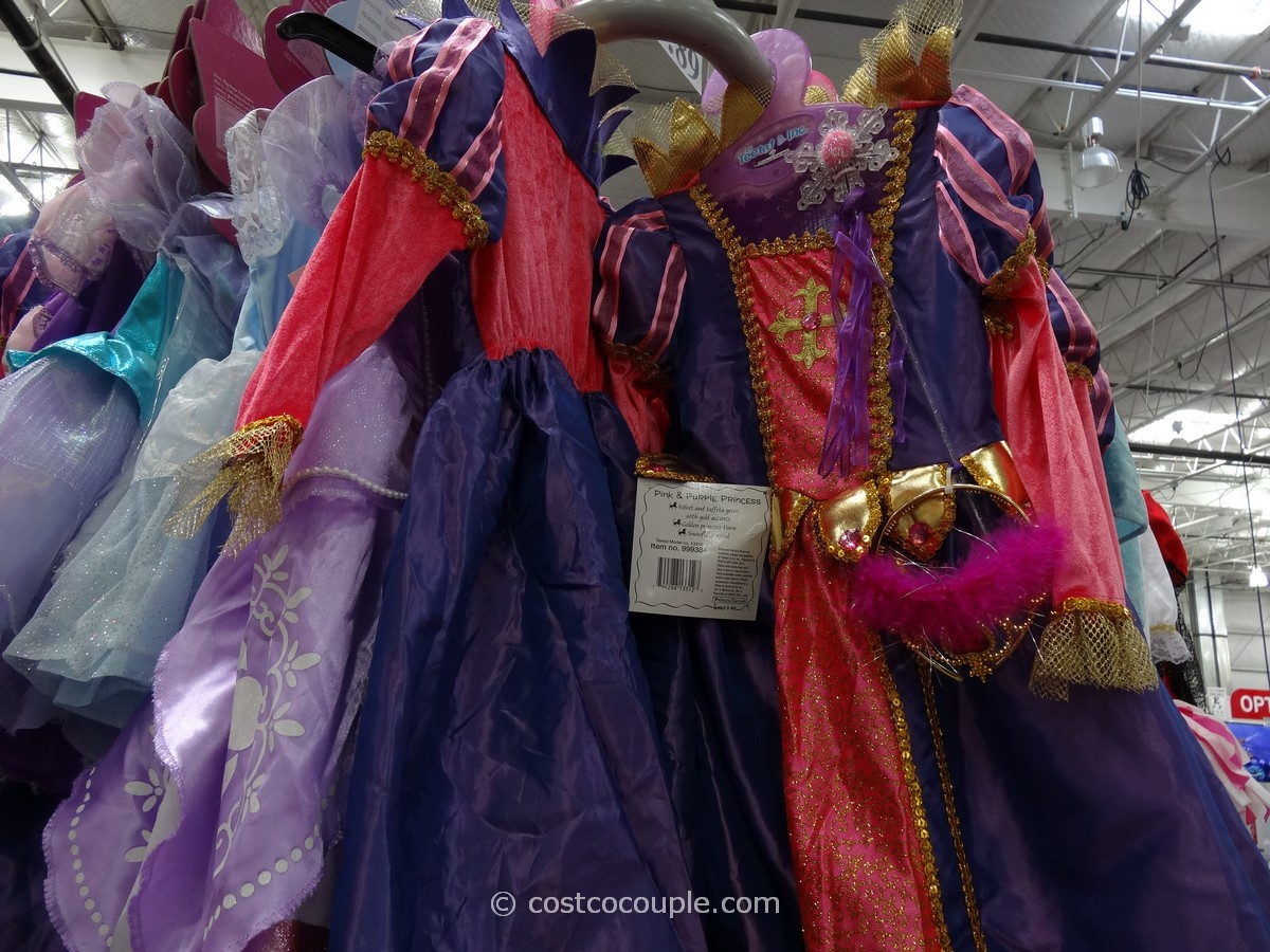 Princess Factory Girls Themed Costumes Costco 2