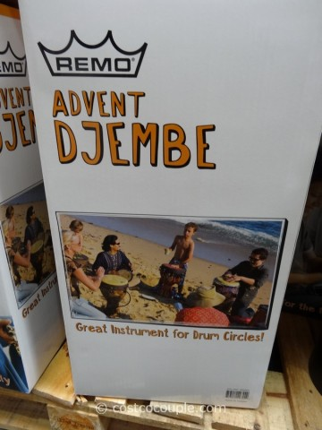 Remo Djembe Drum Costco 6