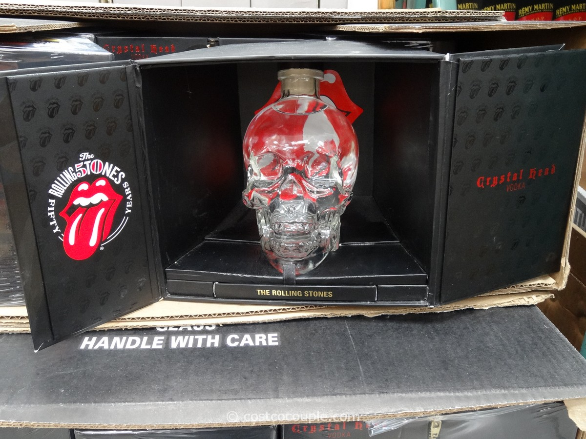 Rolling Stone Crystal Head Vodka Costco 2
