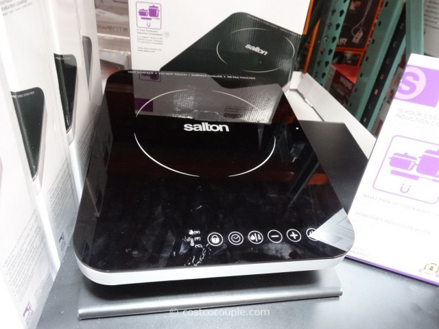 Salton Portable Induction Cooktop Costco 1