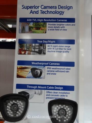 Samsung 16 Channel 10 Camera Surveillance System Costco 6