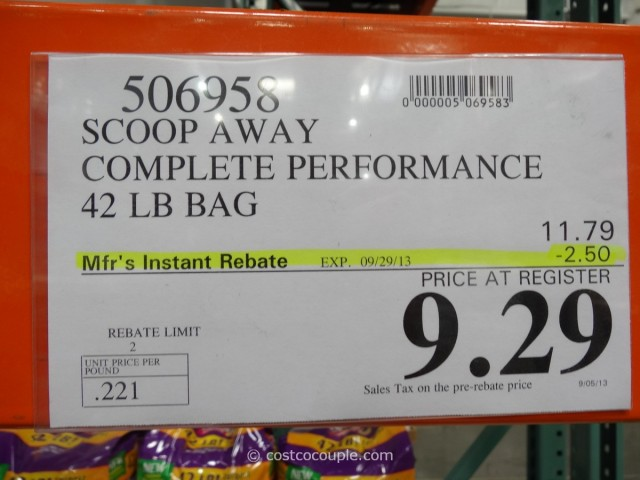 Scoop Away Complete Performance Costco 1