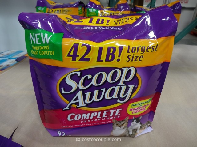 Scoop Away Comp... Kitty Litter Scoop And Bag