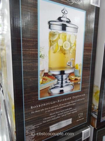 Shannon Roxborough Beverage Dispenser Costco 3