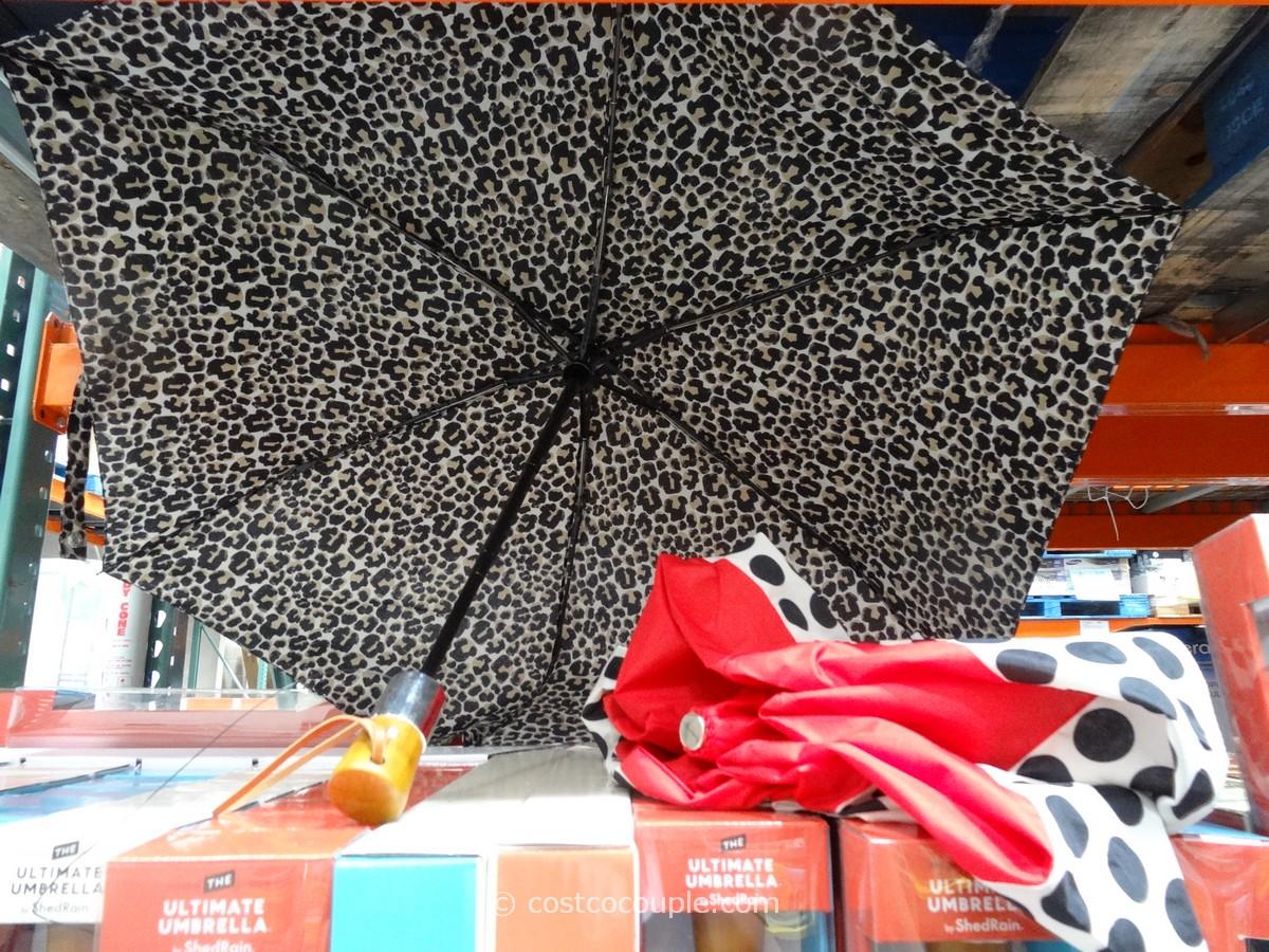 Shedrain Ultimate Umbrella Costco 3