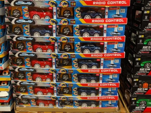 Shelby Collectibles Radio Control Car Costco 1