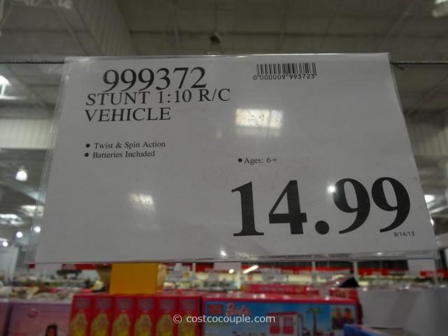 Shelby Collectibles Radio Control Car Costco 4