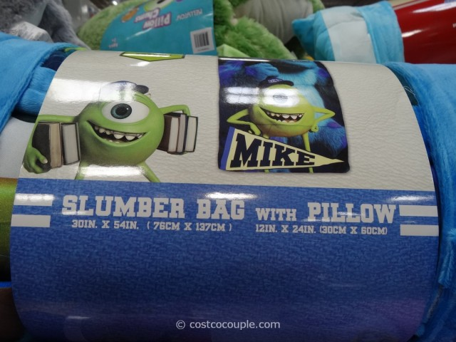 Slumber Bag with Pillow Costco 2