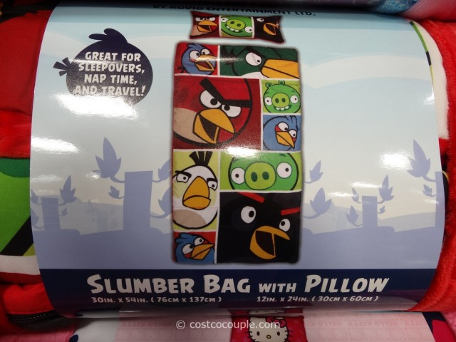 Slumber Bag with Pillow Costco 4
