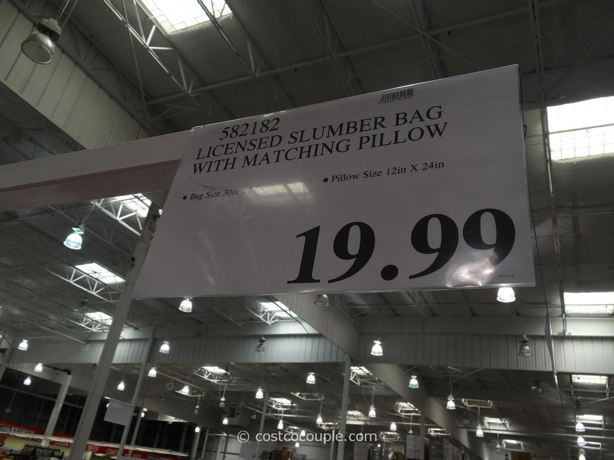 Slumber Bag With Pillow