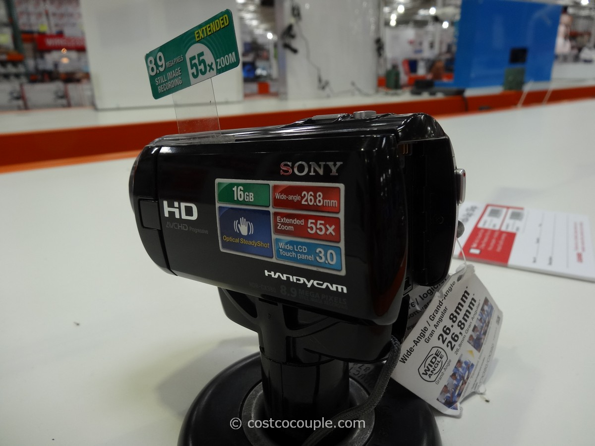 Sony HD Camcorder Costco 1