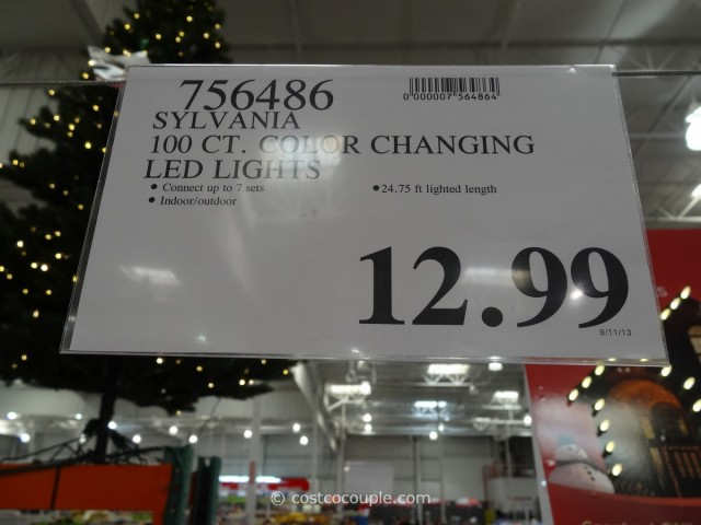 Sylvania Led Christmas Lights