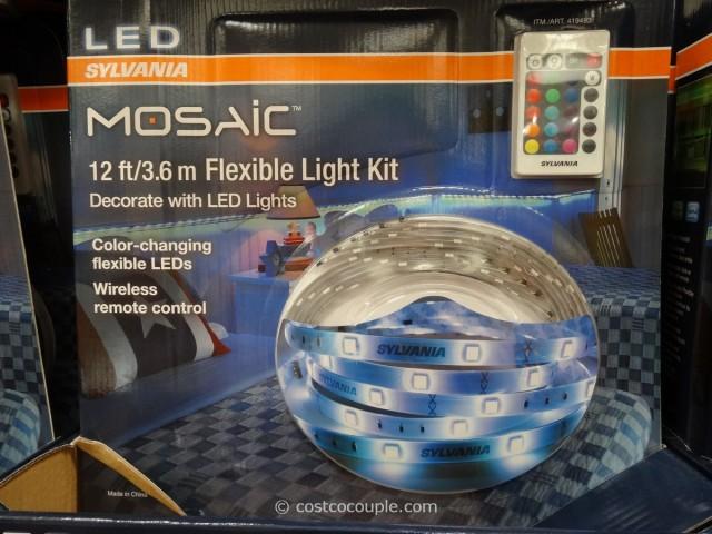 Sylvania Mosaic LED Flexible Light Kit Costco 1