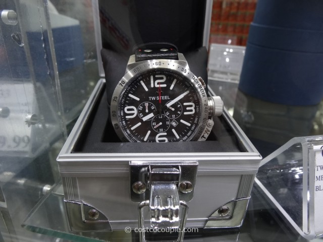 TW Steel Canteen Chronograph Costco 1