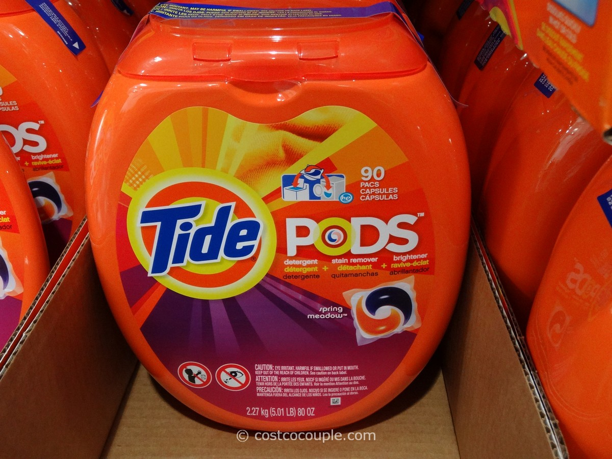 Tide Pods Costco 1