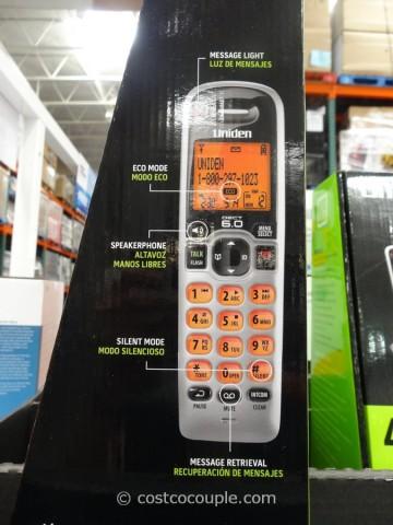 Uniden Dect 6.0 Cordless Phone Set Costco 2